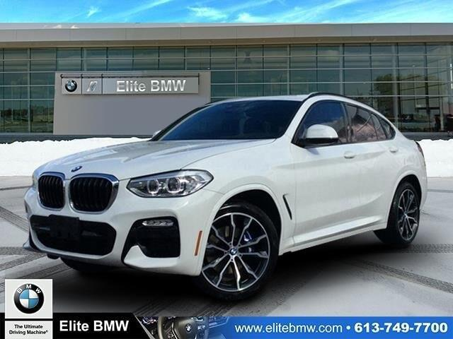 2019 BMW X4 xDrive30i (Stk: P9262) in Gloucester - Image 1 of 28