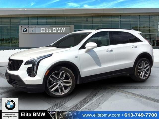 2019 Cadillac XT4 Sport (Stk: P9147) in Gloucester - Image 1 of 24