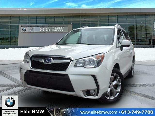 2016 Subaru Forester 2.0XT Touring (Stk: P9181) in Gloucester - Image 1 of 15