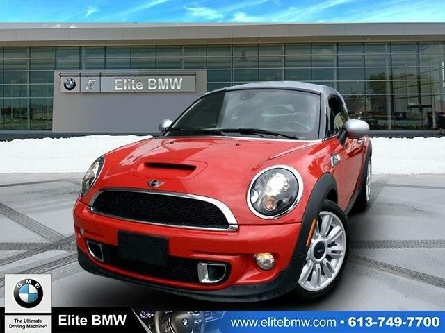 2012 MINI Cooper S Base (Stk: 13355AA) in Gloucester - Image 1 of 17