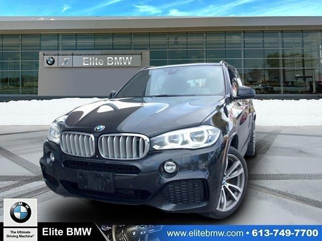 2015 BMW X5 xDrive50i (Stk: 13500A) in Gloucester - Image 1 of 14