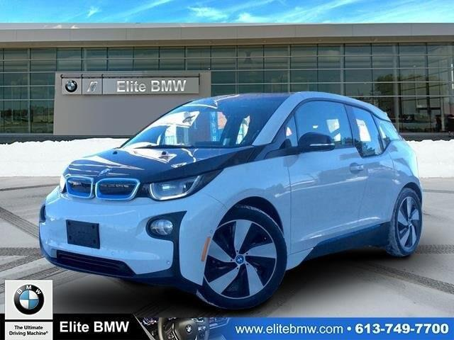 2017 BMW i3 Base (Stk: P9278) in Gloucester - Image 1 of 22