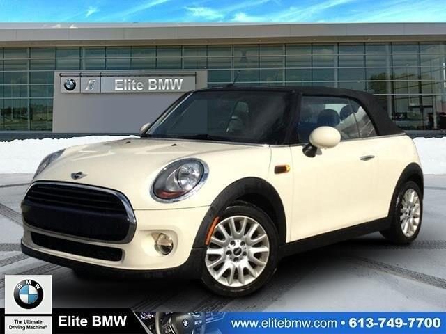 2016 MINI Convertible Cooper (Stk: P9255) in Gloucester - Image 1 of 22