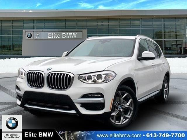 2020 BMW X3 xDrive30i (Stk: 13605) in Gloucester - Image 1 of 22