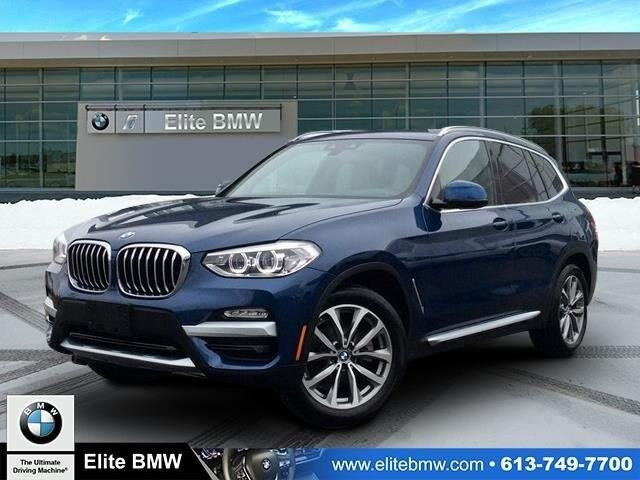 2019 BMW X3 xDrive30i (Stk: P9258) in Gloucester - Image 1 of 27