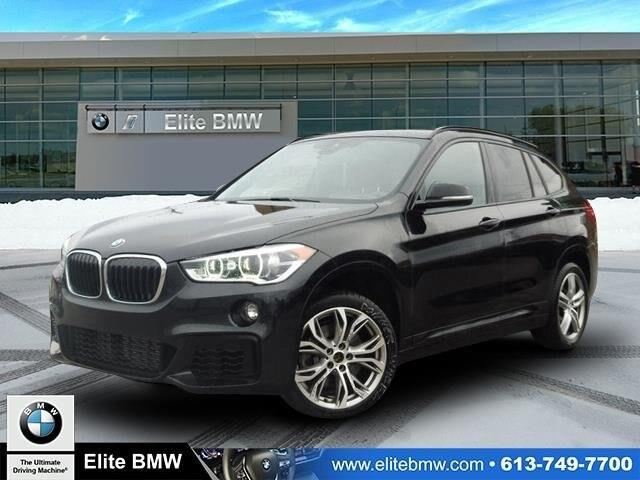 2018 BMW X1 xDrive28i (Stk: P9307) in Gloucester - Image 1 of 13