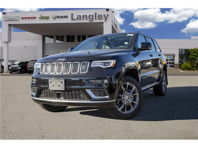 2020 Jeep Grand Cherokee Summit (Stk: L154540) in Surrey - Image 1 of 21