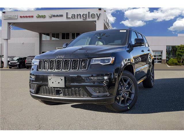 2020 Jeep Grand Cherokee Limited (Stk: L166919) in Surrey - Image 1 of 19