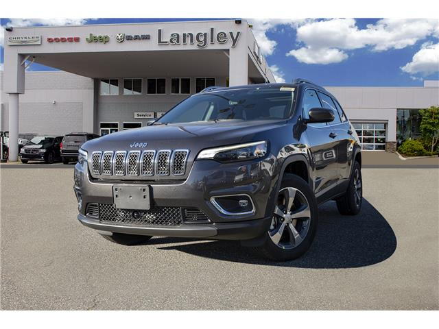 2020 Jeep Cherokee Limited (Stk: L557321) in Surrey - Image 1 of 20