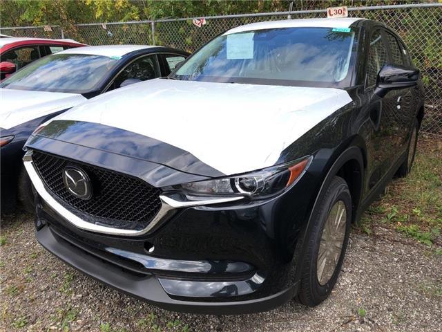 2019 Mazda CX-5 GS (Stk: 82370) in Toronto - Image 1 of 5