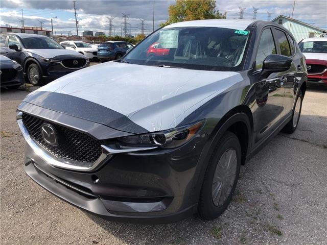 2019 Mazda CX-5 GS (Stk: 82443) in Toronto - Image 1 of 5