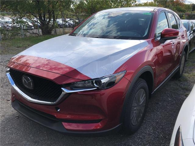 2019 Mazda CX-5 GS (Stk: 82450) in Toronto - Image 1 of 3
