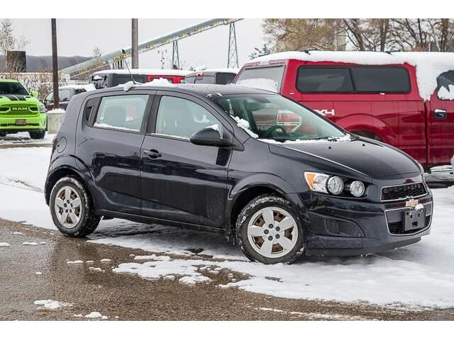 2013 Chevrolet Sonic LS Auto (Stk: 27089U) in Barrie - Image 1 of 21