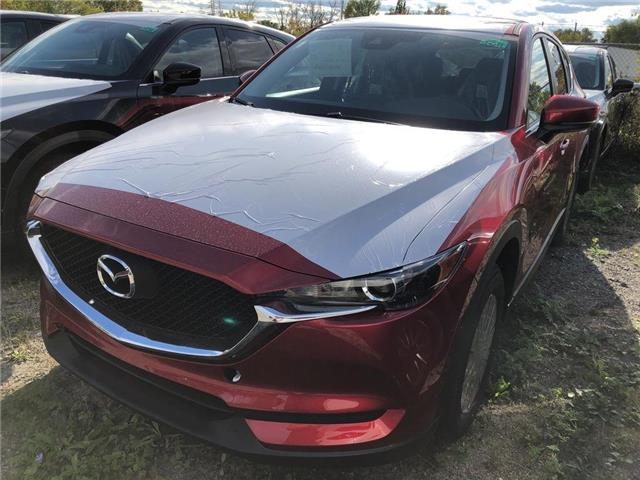 2019 Mazda CX-5 GX (Stk: 82437) in Toronto - Image 1 of 5