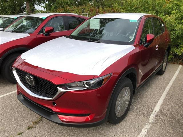 2019 Mazda CX-5 GS (Stk: 82416) in Toronto - Image 1 of 5