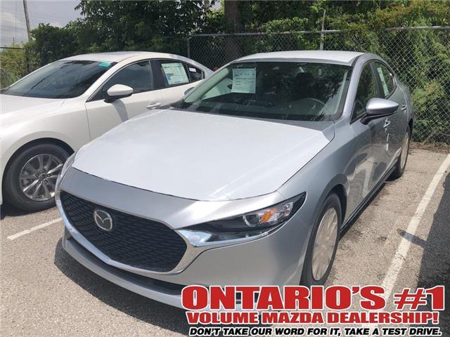 2019 Mazda Mazda3 GS (Stk: 82087) in Toronto - Image 1 of 5