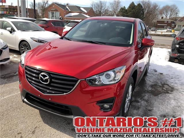 2016 Mazda CX-5 GT (Stk: 73693) in Toronto - Image 1 of 1