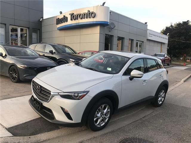 2019 Mazda CX-3 GS AWD IACTIVE PKG (Stk: DEMO81586) in Toronto - Image 1 of 13