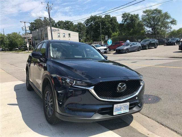 2019 Mazda CX-5 GS AWD (Stk: DEMO81237) in Toronto - Image 1 of 10