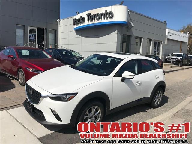 2019 Mazda CX-3 GS AWD/IACTIVE SENSE (Stk: DEMO81065) in Toronto - Image 1 of 17