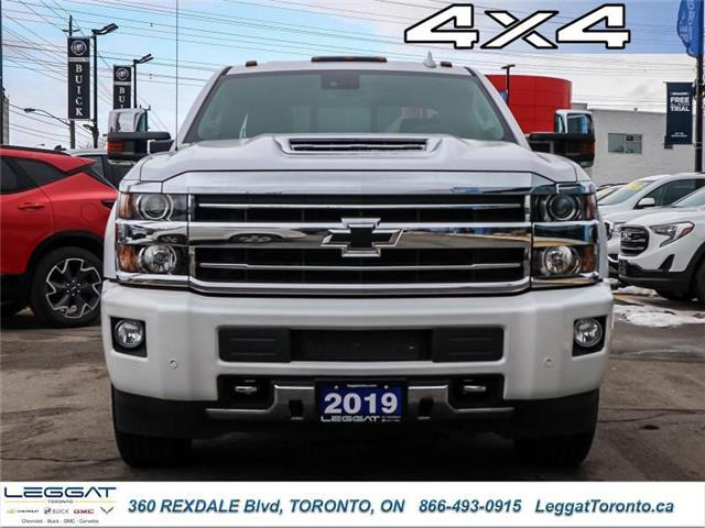 2019 Chevrolet Silverado 2500HD High Country (Stk: F119088) in Etobicoke - Image 2 of 30