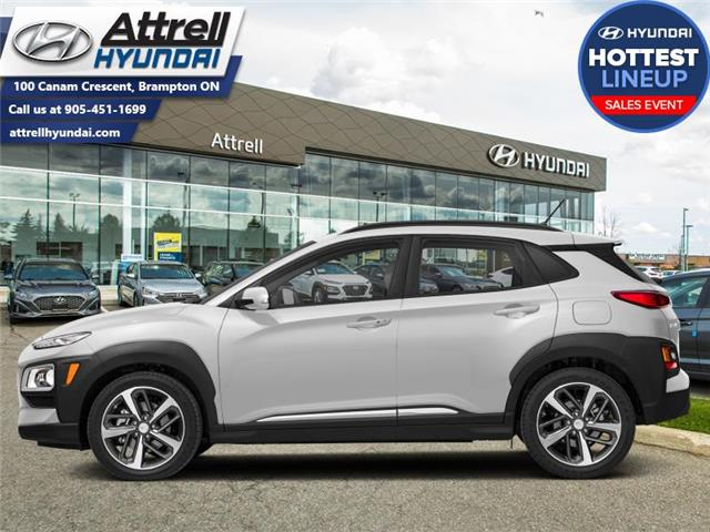 2020 Hyundai Kona 1.6T Trend AWD w/Two-Tone Roof (Stk: 34709) in Brampton - Image 1 of 1
