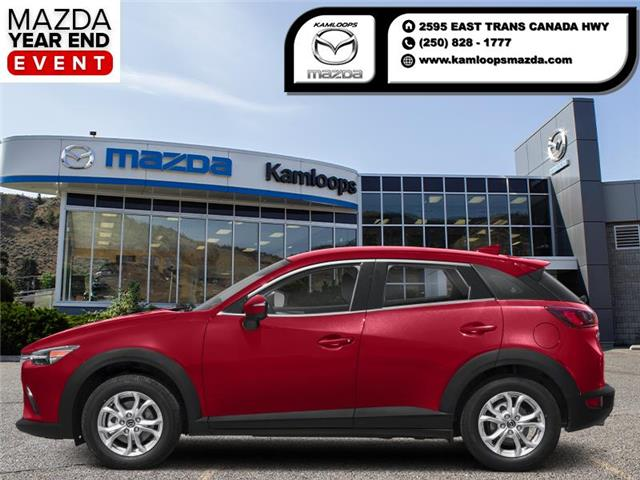 2019 Mazda CX-3 GS AWD (Stk: HK105) in Kamloops - Image 1 of 1