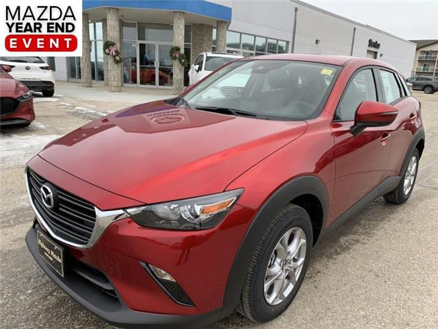 2020 Mazda CX-3 GS (Stk: M20010) in Steinbach - Image 1 of 22