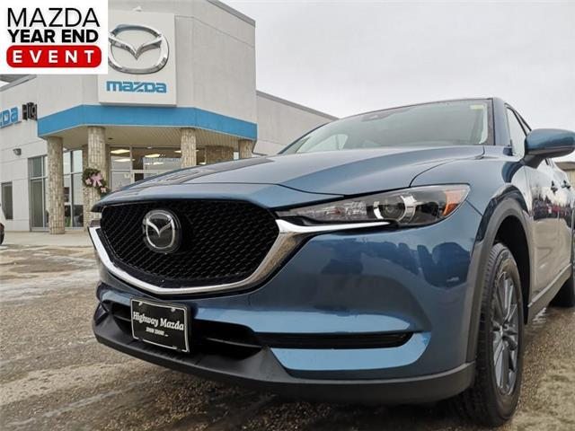 2020 Mazda CX-5 GS AWD (Stk: M20016) in Steinbach - Image 1 of 25