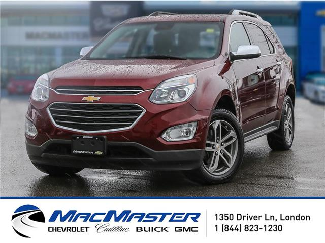 2016 Chevrolet Equinox 1LT (Stk: 91099A) in London - Image 1 of 10