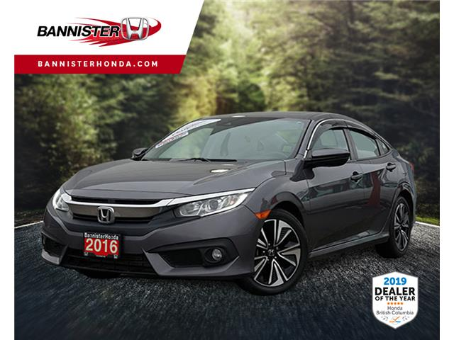 2016 Honda Civic EX-T (Stk: 19-254A) in Vernon - Image 1 of 15