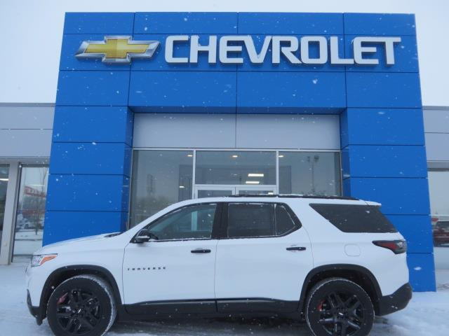 2020 Chevrolet Traverse Premier (Stk: 20038) in STETTLER - Image 1 of 19