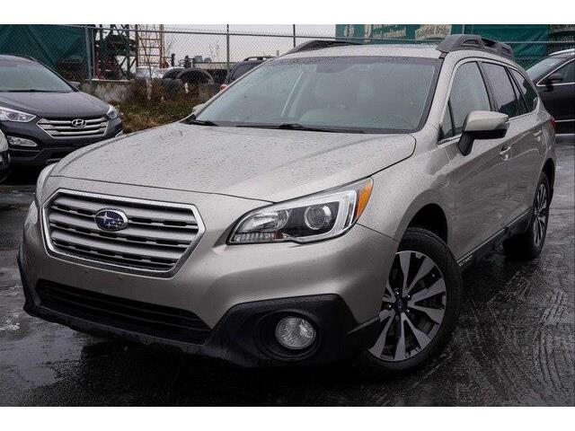 2015 Subaru Outback 2.5i Limited Package (Stk: SL135A) in Ottawa - Image 1 of 27