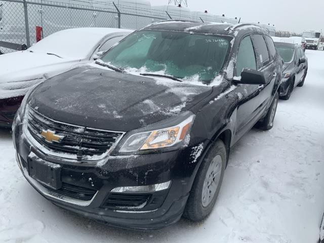 2017 Chevrolet Traverse LS (Stk: 325307) in Milton - Image 1 of 1