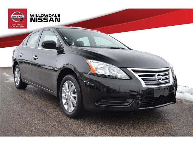2015 Nissan Sentra 1.8 SV (Stk: N310A) in Thornhill - Image 1 of 28