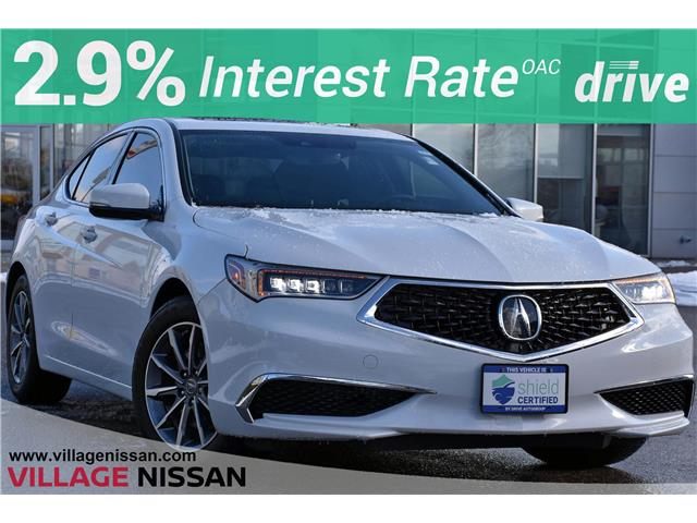 2019 Acura TLX Base (Stk: P2925) in Unionville - Image 1 of 31