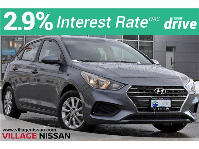 2019 Hyundai Accent Preferred (Stk: P2928R) in Unionville - Image 1 of 30