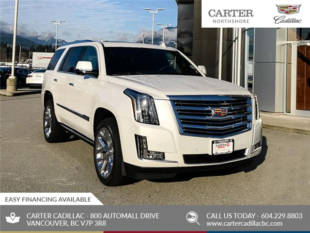 2020 Cadillac Escalade Platinum (Stk: D1817T) in North Vancouver - Image 1 of 24
