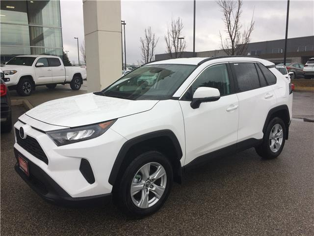 2020 Toyota RAV4 XLE (Stk: 7576) in Barrie - Image 1 of 12