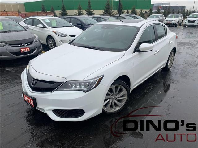 2016 Acura ILX Base (Stk: 801759) in Orleans - Image 1 of 26