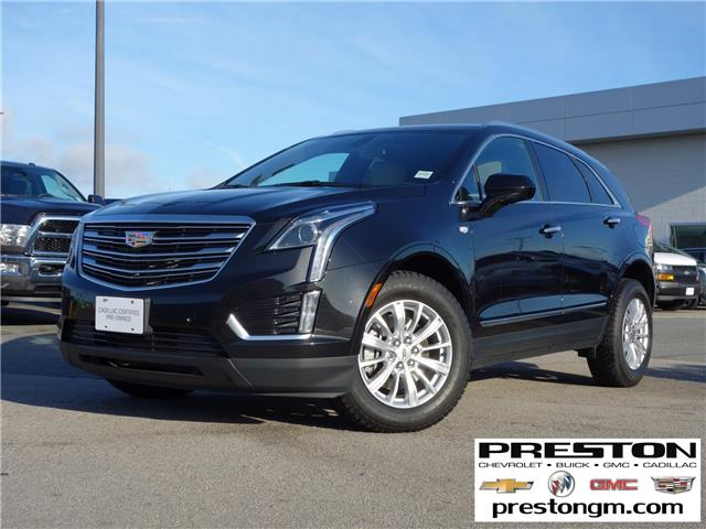 2017 Cadillac XT5 Base (Stk: X28701) in Langley City - Image 1 of 26