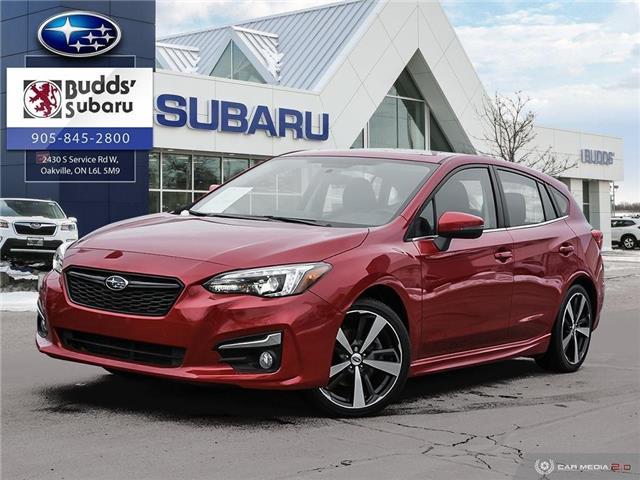 2017 Subaru Impreza Sport-tech (Stk: PS2198) in Oakville - Image 1 of 30