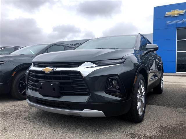 2019 Chevrolet Blazer 3.6 True North (Stk: 84700) in Exeter - Image 1 of 10
