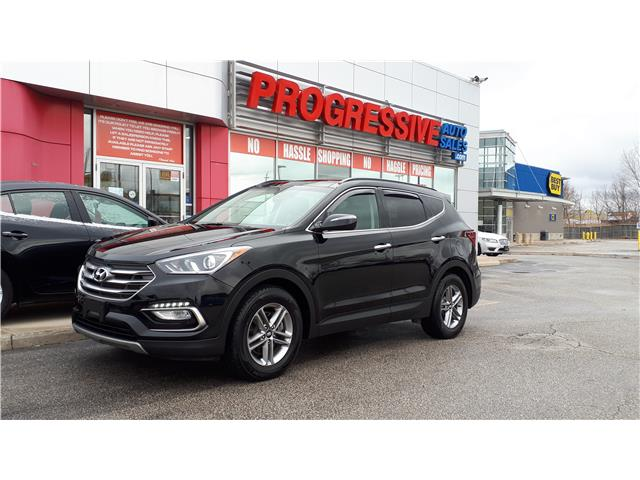 2018 Hyundai Santa Fe Sport 2.4 SE (Stk: JH059631) in Sarnia - Image 1 of 22