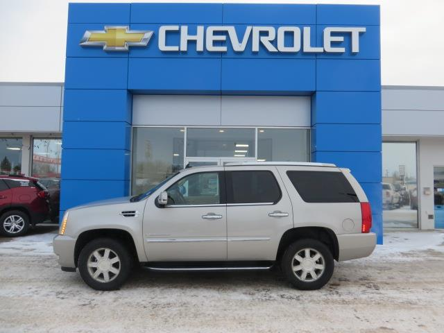 2007 Cadillac Escalade Base (Stk: 20020A) in STETTLER - Image 1 of 21
