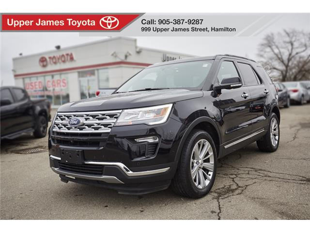 2019 Ford Explorer Limited (Stk: 82550) in Hamilton - Image 1 of 27