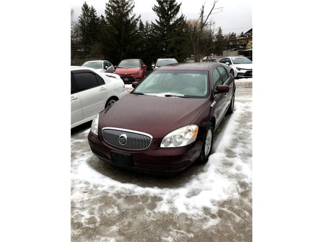 2007 Buick Lucerne CX (Stk: 163424) in Milton - Image 1 of 1