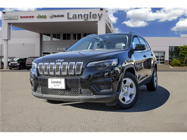 2019 Jeep Cherokee Sport (Stk: K307621) in Surrey - Image 1 of 20