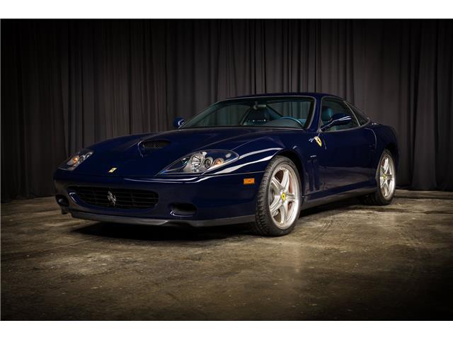 2003 Ferrari 575M Maranello F1 (Stk: CC012) in Calgary - Image 2 of 21
