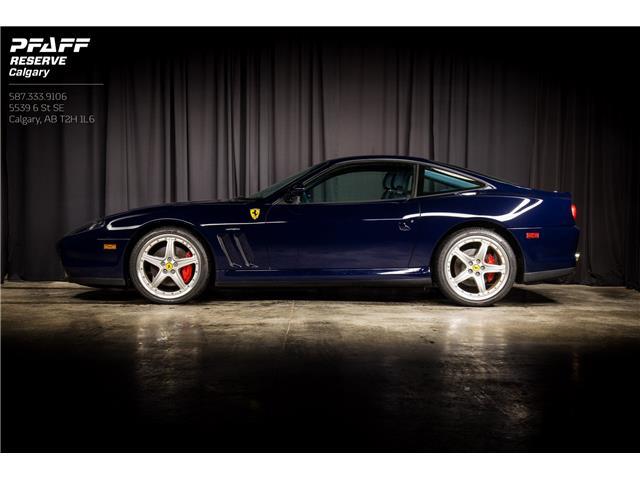 2003 Ferrari 575M Maranello F1 (Stk: CC012) in Calgary - Image 1 of 21